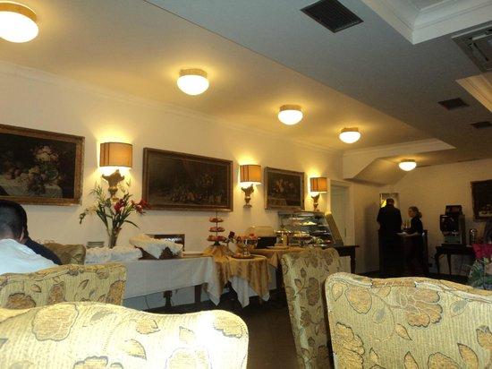 Residence Leon D'Oro : comedor