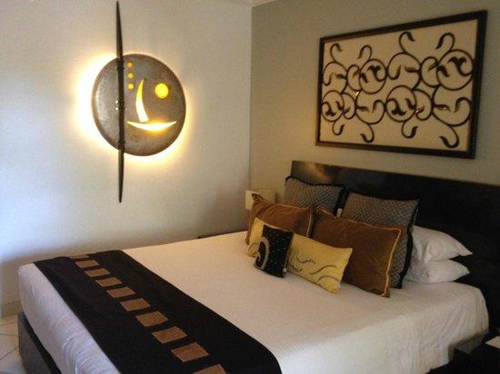 The Zuri White Sands Goa Resort & Casino: Comfortable beds