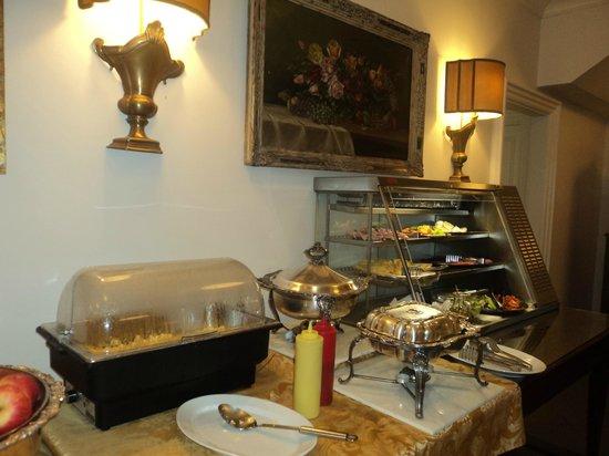 Hotel Leon D'Oro : desayuno