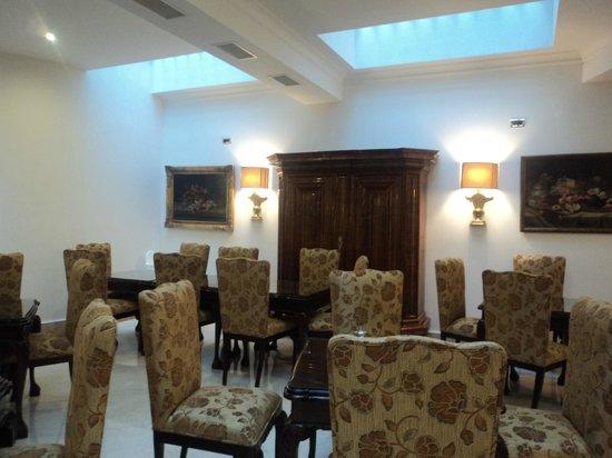Hotel Leon D'Oro : comedor