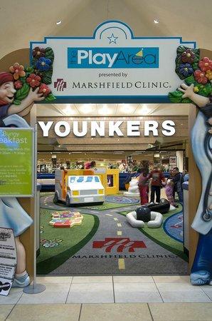 Wausau Center Play Area