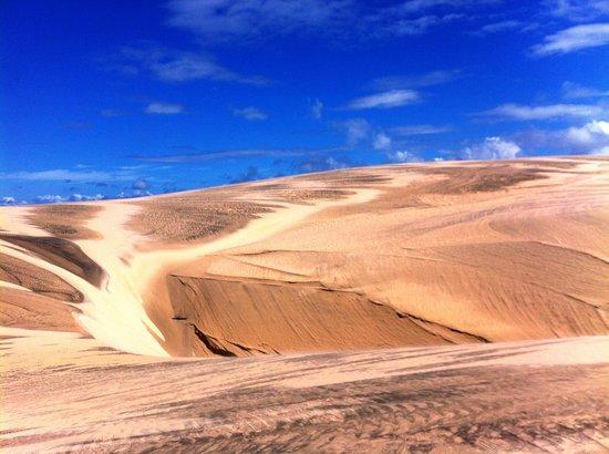 Paracuru Kite Village: Dunas de Paracuru (Paracuru's dunas)