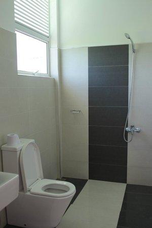 Serene Park: ванная