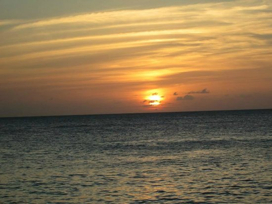 Sandals Montego Bay: Sunset at Rick's Cafe