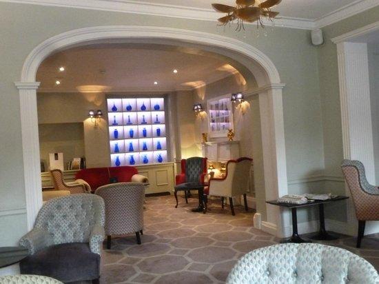 Francis Hotel Bath - MGallery by Sofitel: Bar area