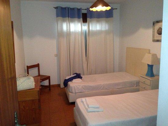 Apartamentos Paula Bela: Beds