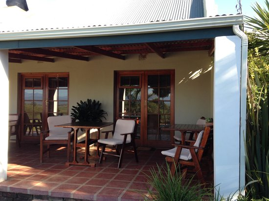 Mooiplaas Guesthouse : The Terrace (Room 1)