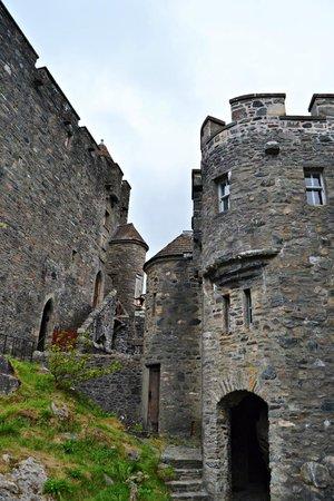 Eilean Donan Castle: Interior del castillo de Eilean Donan
