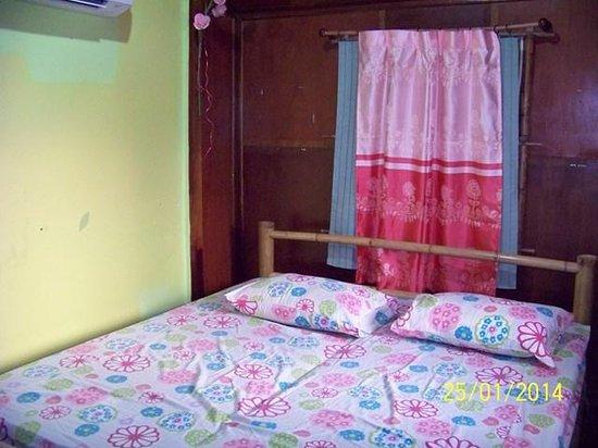 Comon Bungalow: L'intérieur du bungalow