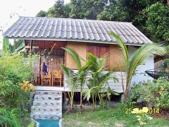 Comon Bungalow: L'extérieur du bungalow