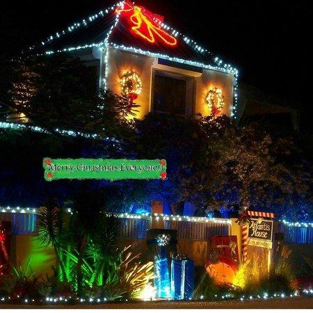 Atlantis House : Christmas time