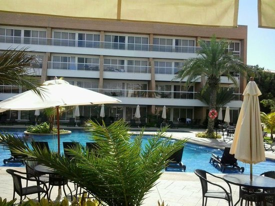 Margarita Real Boutique Hotel: Vista de las instalaciones