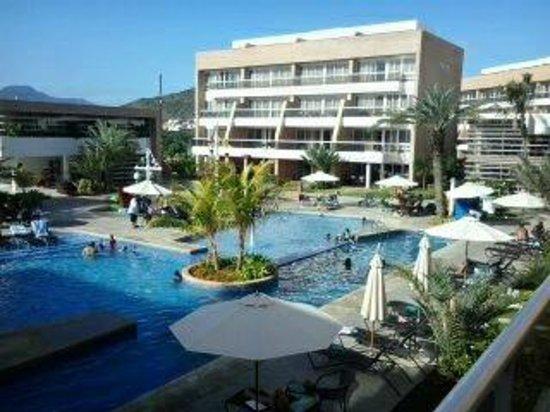 Margarita Real Boutique Hotel: Vista desde la habitación