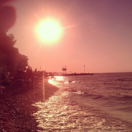 Waterman Svpetrvs Resort: Закат