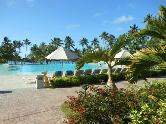 Dreams La Romana Resort & Spa: Beach Area