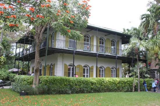 DoubleTree by Hilton Hotel Grand Key Resort - Key West: The Hemingway House