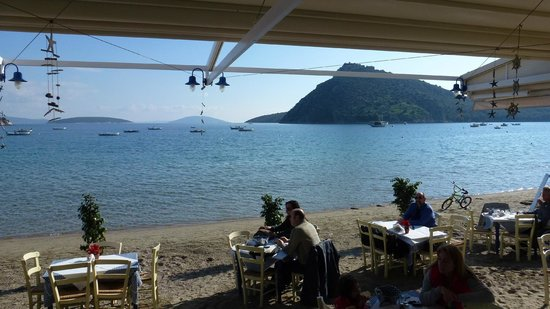 Acrogiali: magic scenery