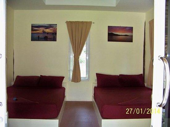 Shiralea Backpackers Resort: chambre