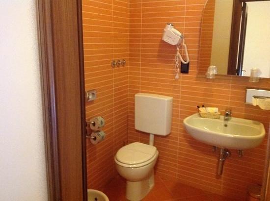 Al Saraceno Hotel: bagno