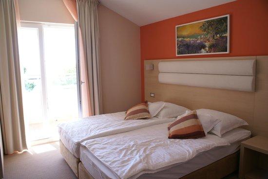 The Maritimo Hotel: chambre