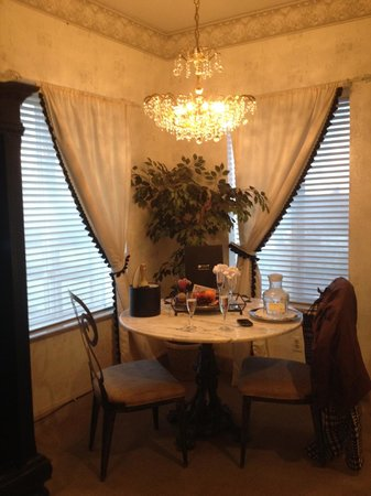 Buhl Mansion Guesthouse and Spa: The Steel Magnate Room