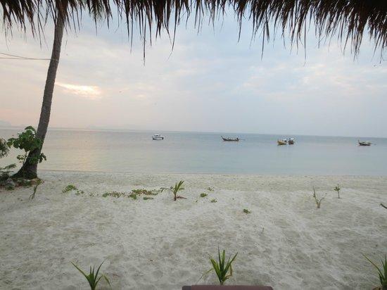 Koh Mook Sivalai Beach Resort : WOW