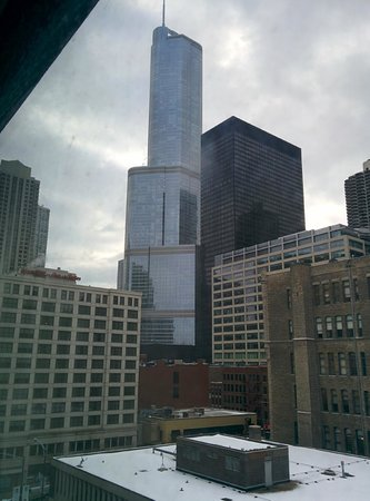 Fairfield Inn & Suites Chicago Downtown/River North: Trump Tower