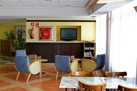Hotel Iris Guadalajara: ZONA TV