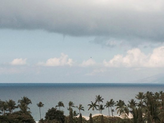 Fairmont Kea Lani, Maui : View from top floor balcony