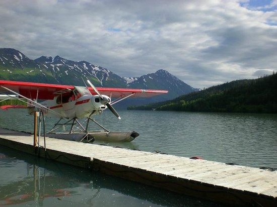 Great Alaska Adventures: MY FLYOUT FISHING TRIP!