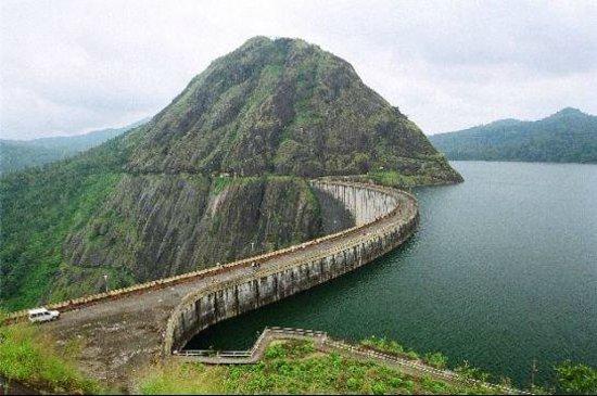 Idukki, อินเดีย: Arch Dam