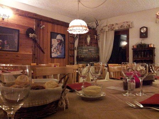 Hotel Tivet: La sala Ristorante