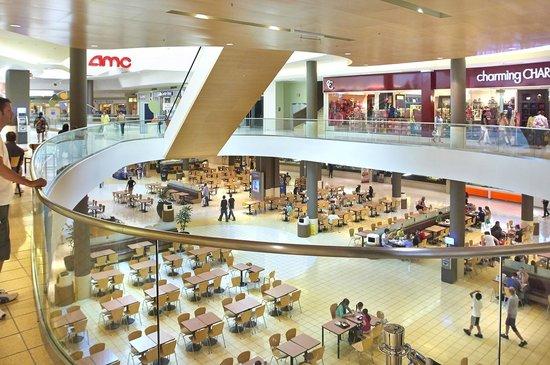 Chesterfield Mall Food Court Restaurants