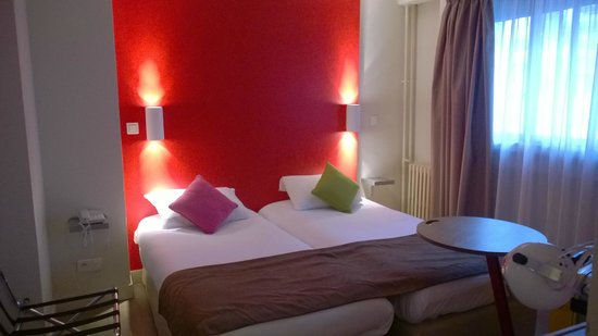 Ibis Styles Rouen Centre Cathedrale : the room