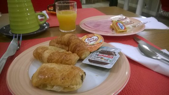 Hôtel Ibis Styles Rouen Centre Cathedrale : unforgettable breakfast
