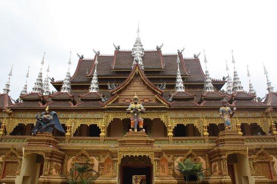 Buddhist temple : Amazing temple