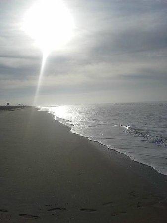 Hyatt Regency Huntington Beach Resort & Spa: Sunrise over the Pacific