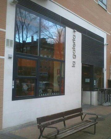 La galeria alcorc n fotos y restaurante opiniones for Calle oslo alcorcon