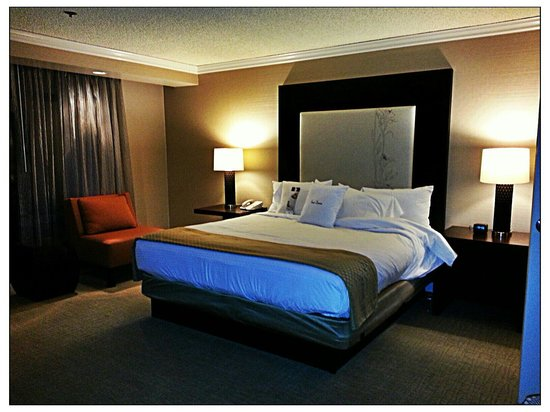 DoubleTree by Hilton Hotel Sonoma Wine Country: King Bed Suite