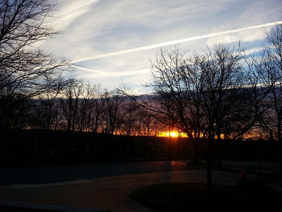 The National Conference Center: Sunrise