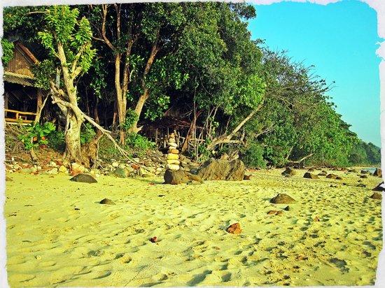 Koh Jum Oonlee Bungalows: Kidon Beach