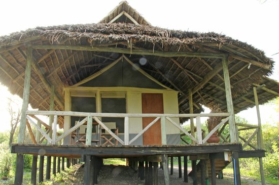 Lake Burunge Tented Camp : Tent