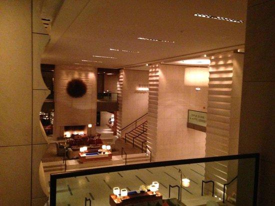 Hotel InterContinental Geneve : IC Geneva
