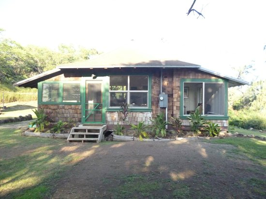 Puu o Hoku Ranch: Sugar Mill Cottage