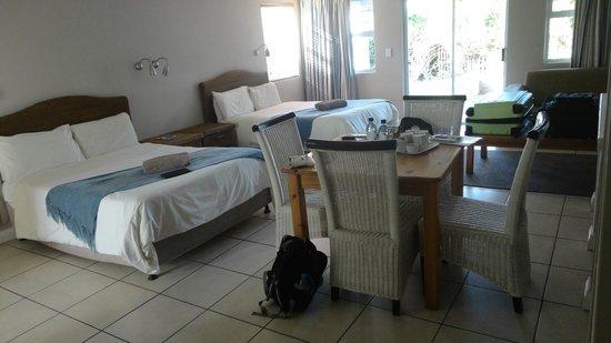 Cape St Francis Resort: Rum och sängar