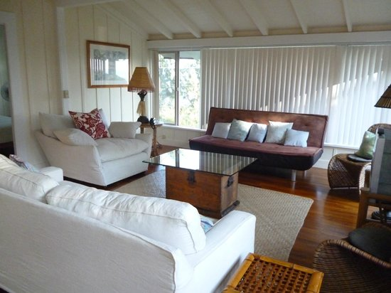 Puu o Hoku Ranch: Living room