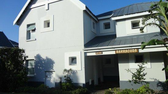 Cape St Francis Resort: Ingång till rummet