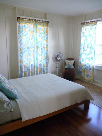 Puu o Hoku Ranch: Bedroom