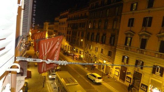 The Opera Hotel: Vista
