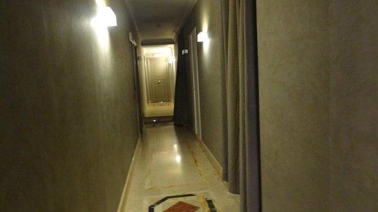 The Opera Hotel: Corredor dos quartos